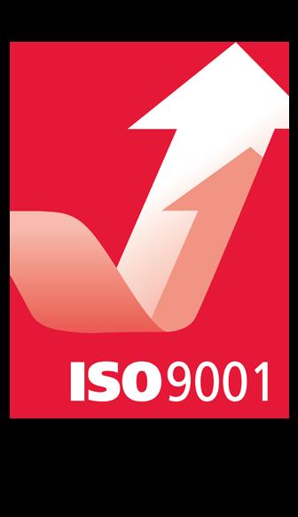 9001 cert logo